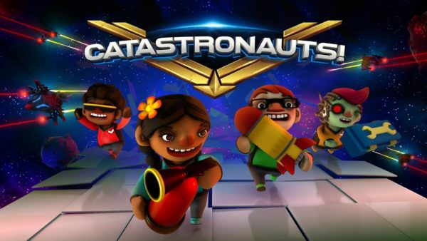Catastronauts Mac OS X NEW Multiplayer Game for OS X
