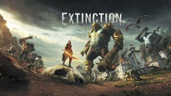 Extinction Mac OS X – DELUXE EDITION for Macbook iMac