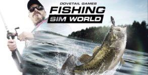 Fishing Sim World Mac OS X