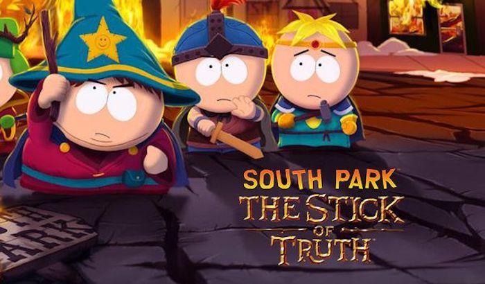South Park The Stick of Truth Mac OS