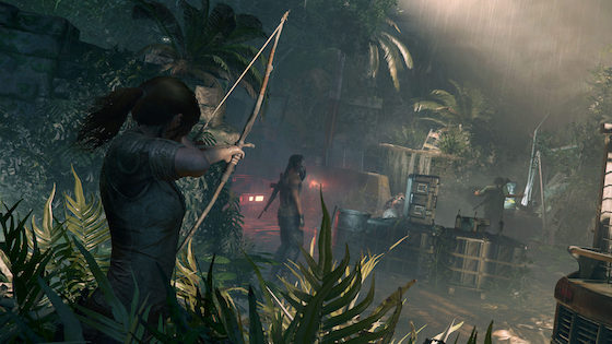 Shadow of the Tomb Raider OS X