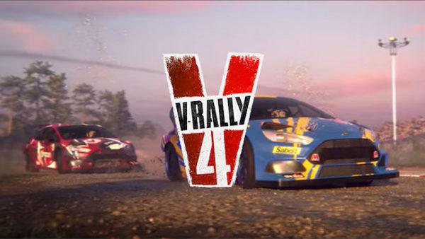 V-Rally 4 Mac OS RACING Game for Mac FREE