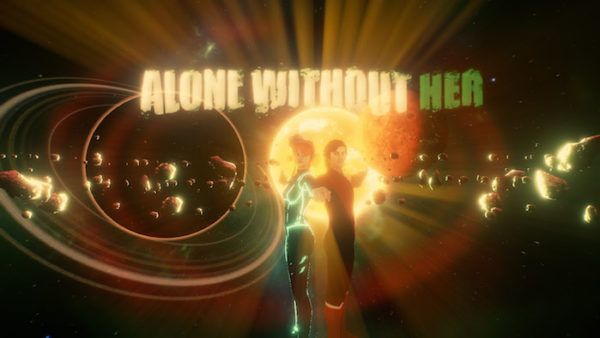 Alone Without Her Mac OS X – Sci-Fi GAME for MAC
