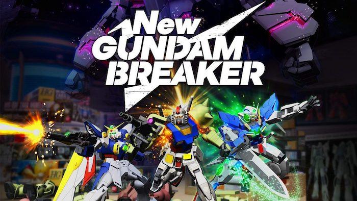 New Gundam Breaker Mac OS X