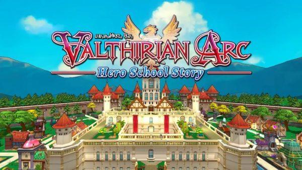 Valthirian Arc Hero School Story Mac OS Download – OSX Game