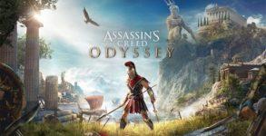 Assassins Creed Odyssey Mac OS X