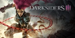Darksiders 3 Mac OS X