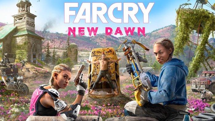 Far Cry New Dawn Mac OS X