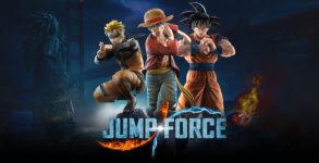 Jump Force Mac OS X
