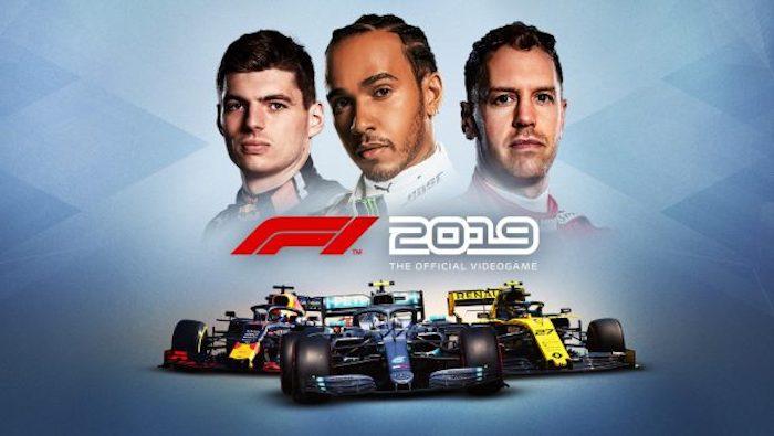 F1 2019 Mac OS X
