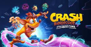 Crash Bandicoot 4 Mac OS X