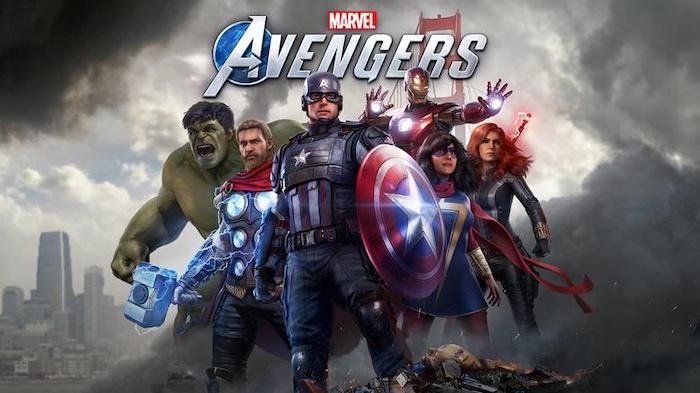 Marvel Avengers Mac OS X