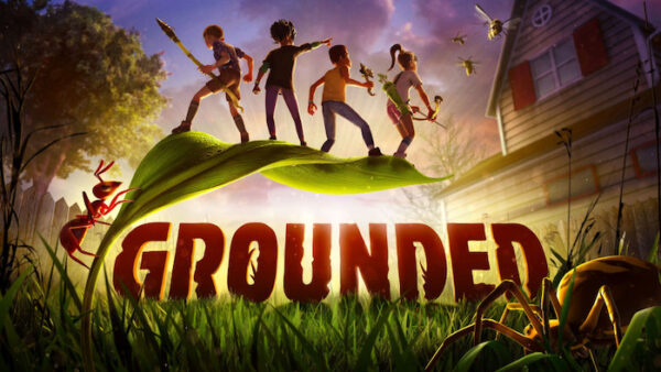 Grounded Mac OS X – 2021 Survival Game for Macbook/iMac