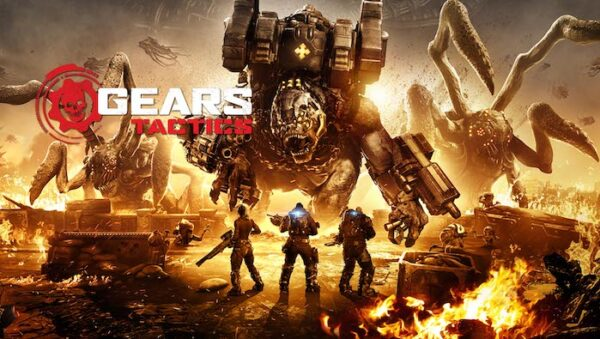 Gears Tactics Mac OS X – Download for Macbook & iMac