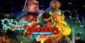 Streets of Rage 4 Mac OS X