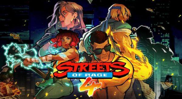 Streets of Rage 4 Mac OS X – Beat 'em Up Action Game Macbook/iMac