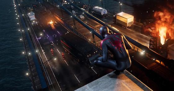 Spider-Man Miles Morales Mac OS X
