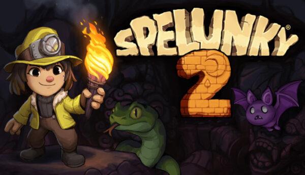 Spelunky 2 Mac OS X – TOP Platform-Adventure Game for macOS