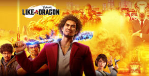 Yakuza Like a Dragon Mac OS X