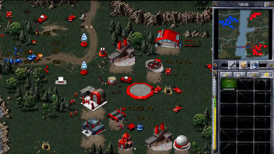 Command&Conquer Remastered Mac OS X