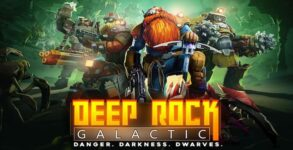 Deep Rock Galactic Mac OS X