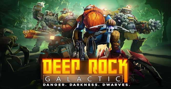 Deep Rock Galactic Mac OS X