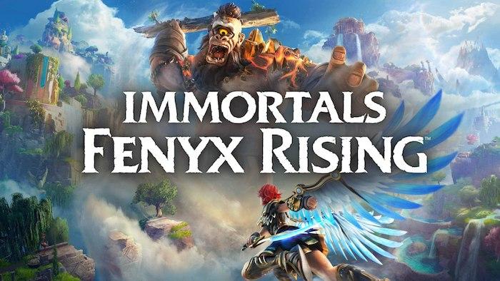 Immortals Fenyx Rising Mac OS X