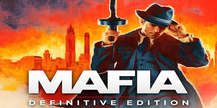 Mafia Definitive Edition Mac OS X