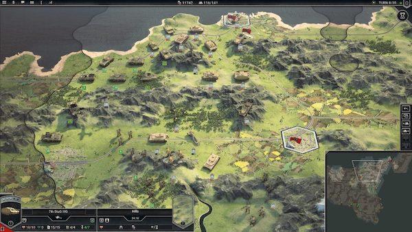 Panzer Corps 2 Mac OS X