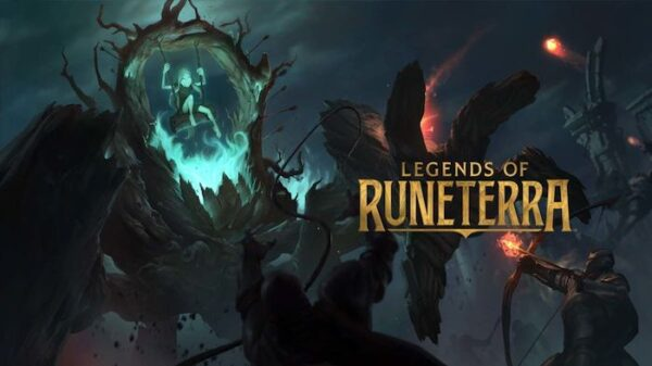 Legends of Runeterra Mac OS X – Collectible Card Game for Mac