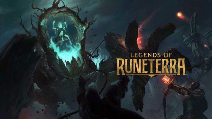 Legends of Runeterra Mac OS X