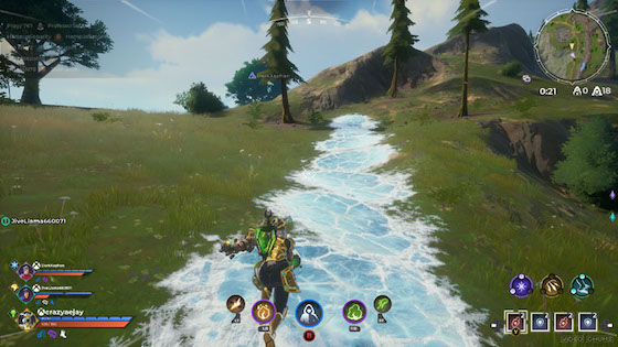 Spellbreak Mac OS
