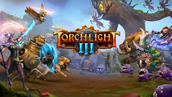 Torchlight 3 Mac OS X – Action-RPG for Macbook/iMac