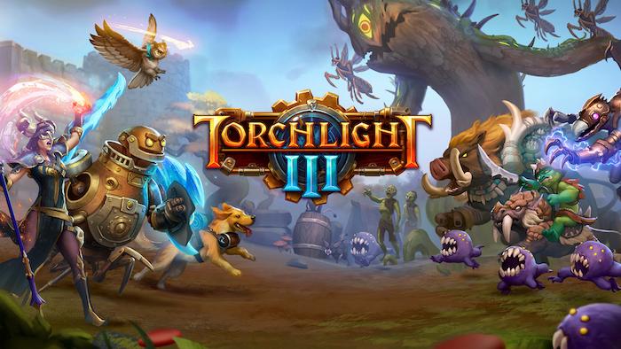 Torchlight 3 Mac OS X