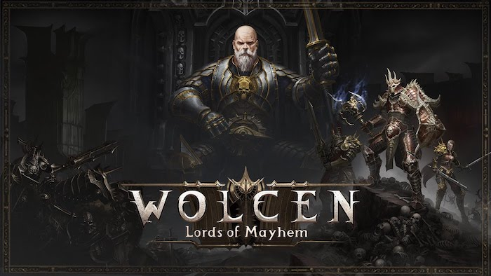 Wolcen Lords of Mayhem Mac OS X