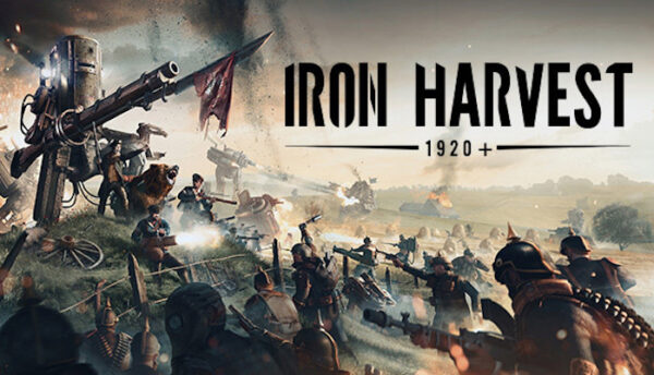 Iron Harvest Mac OS X – TOP REAL-TIME STRATEGY Game for Mac