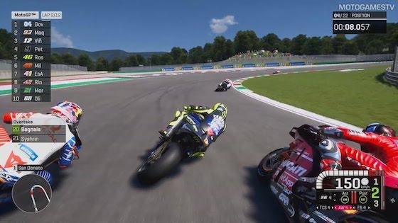 MotoGP 19 Mac OS X