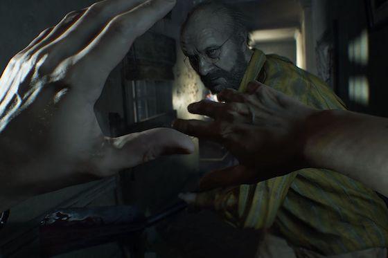 Resident Evil 7 Biohazard Mac OS X