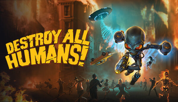 Destroy All Humans Mac OS X – [TOP REMAKE] for Macbook/iMac