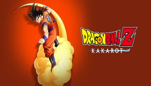 Dragon Ball Z Kakarot Mac OS X