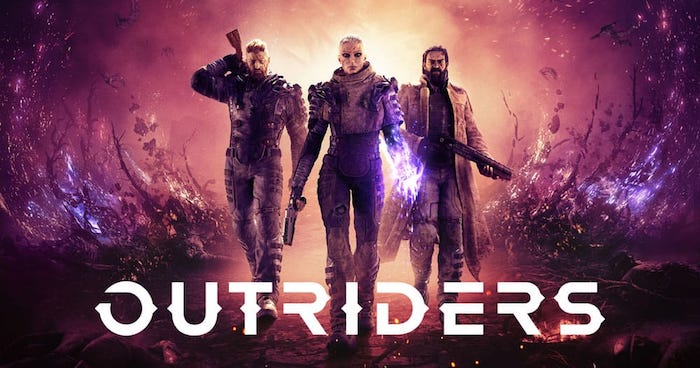 Outriders Mac OS X