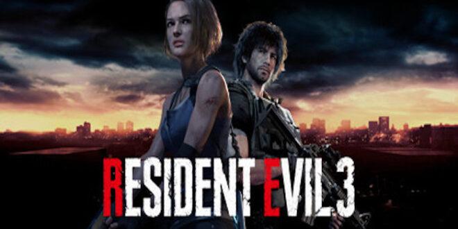 Resident Evil 3 Mac OS X