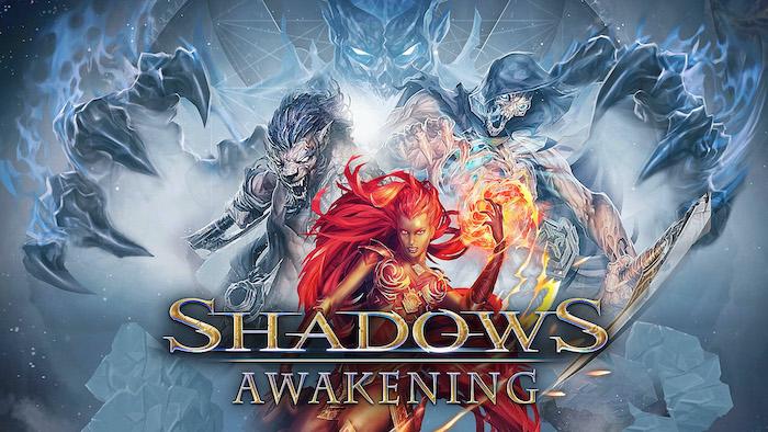 Shadows Awakening Mac OS X