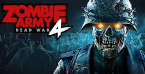 Zombie Army 4 Dead War Mac OS X